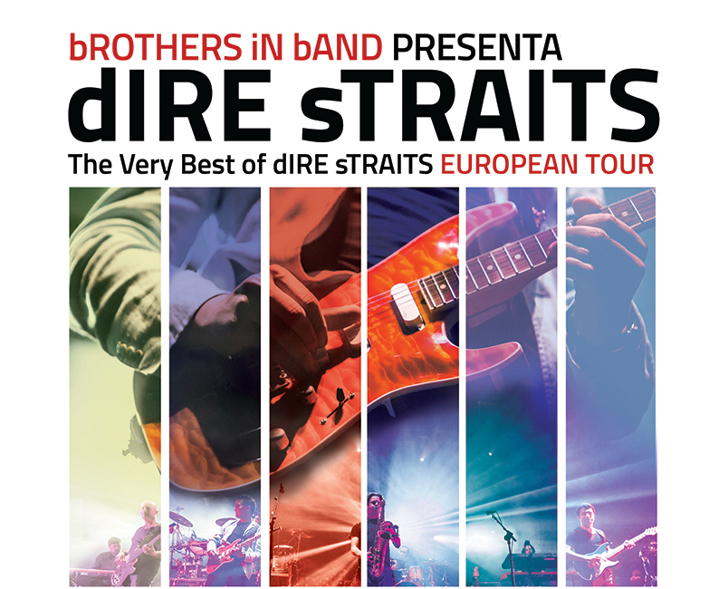 Entradas THE VERY BEST OF dIRE sTRAITS - bROTHERS iN bAND